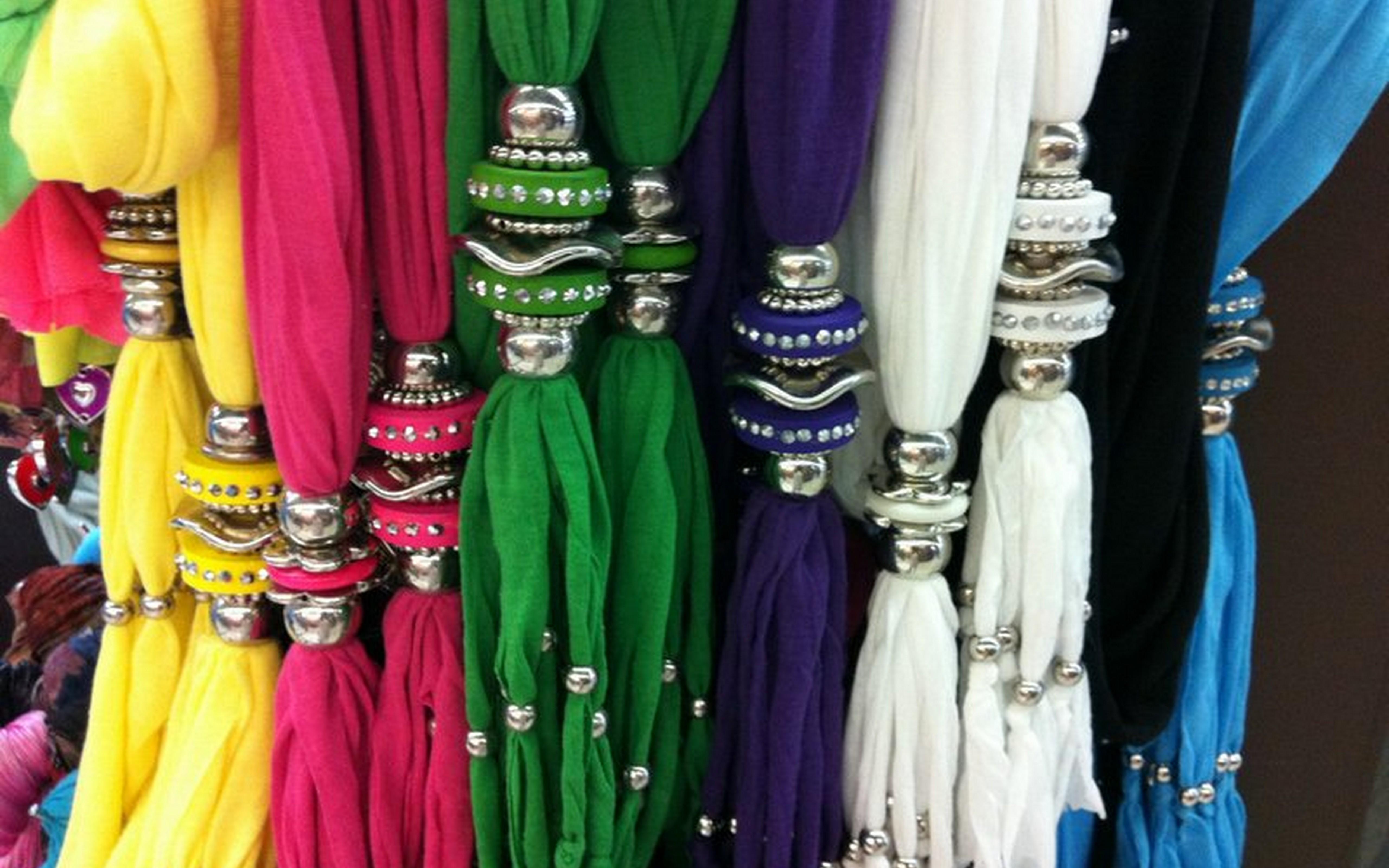 Jewelry Scarfs