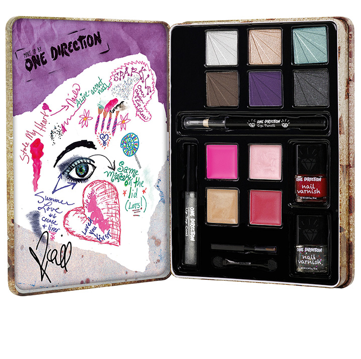 New Makeup by ONE DIRECTION Limited-Edition Beauty Collection