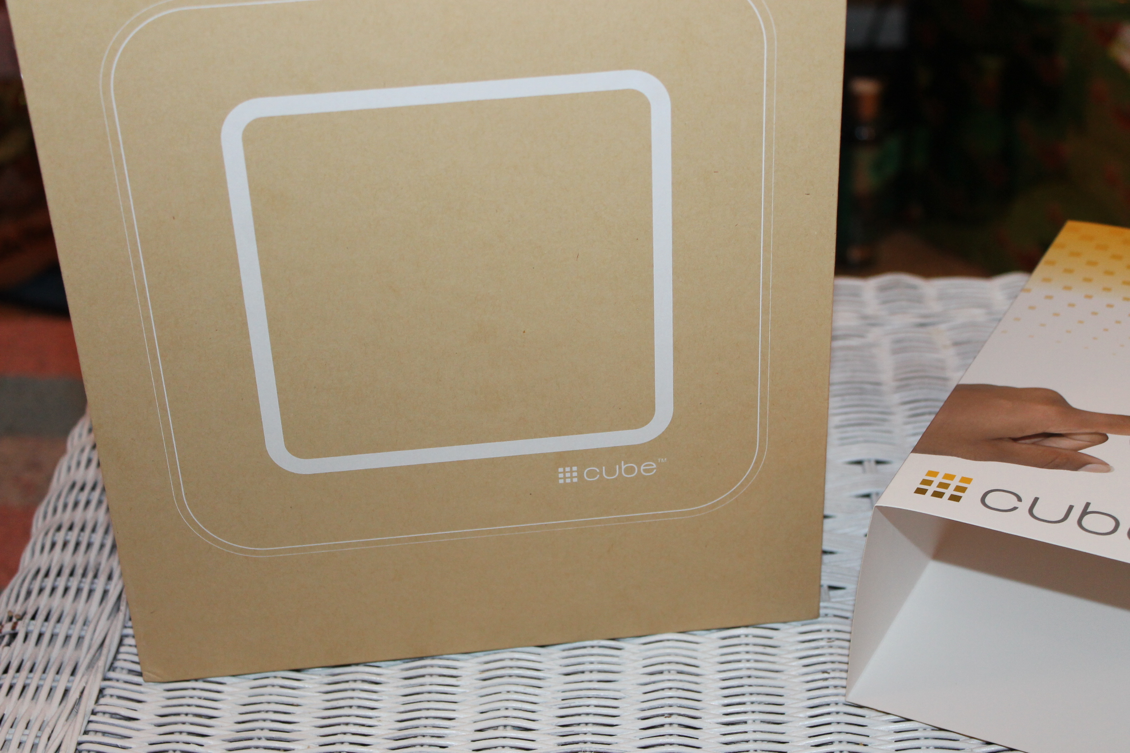 #Cube™ Review + Giveaway