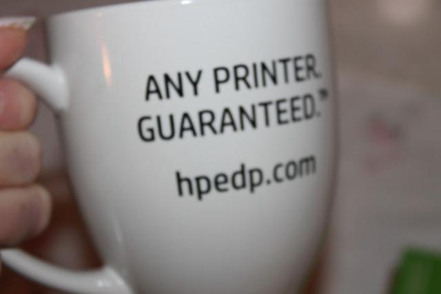 HP EcoFFICIENT Paper