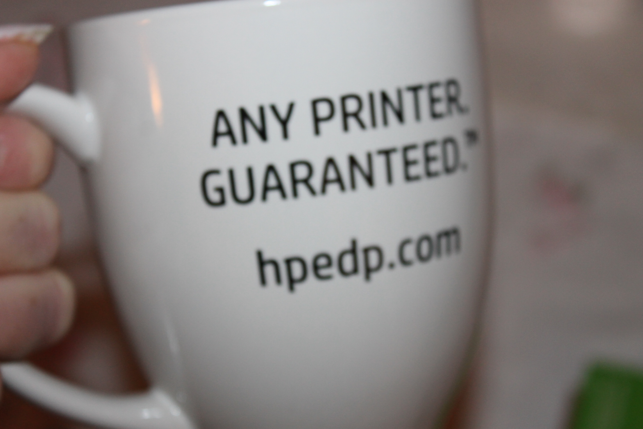 HP EcoFFICIENT Paper, High Performance