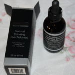 I'm using Ageless Derma for my Thinning Hair