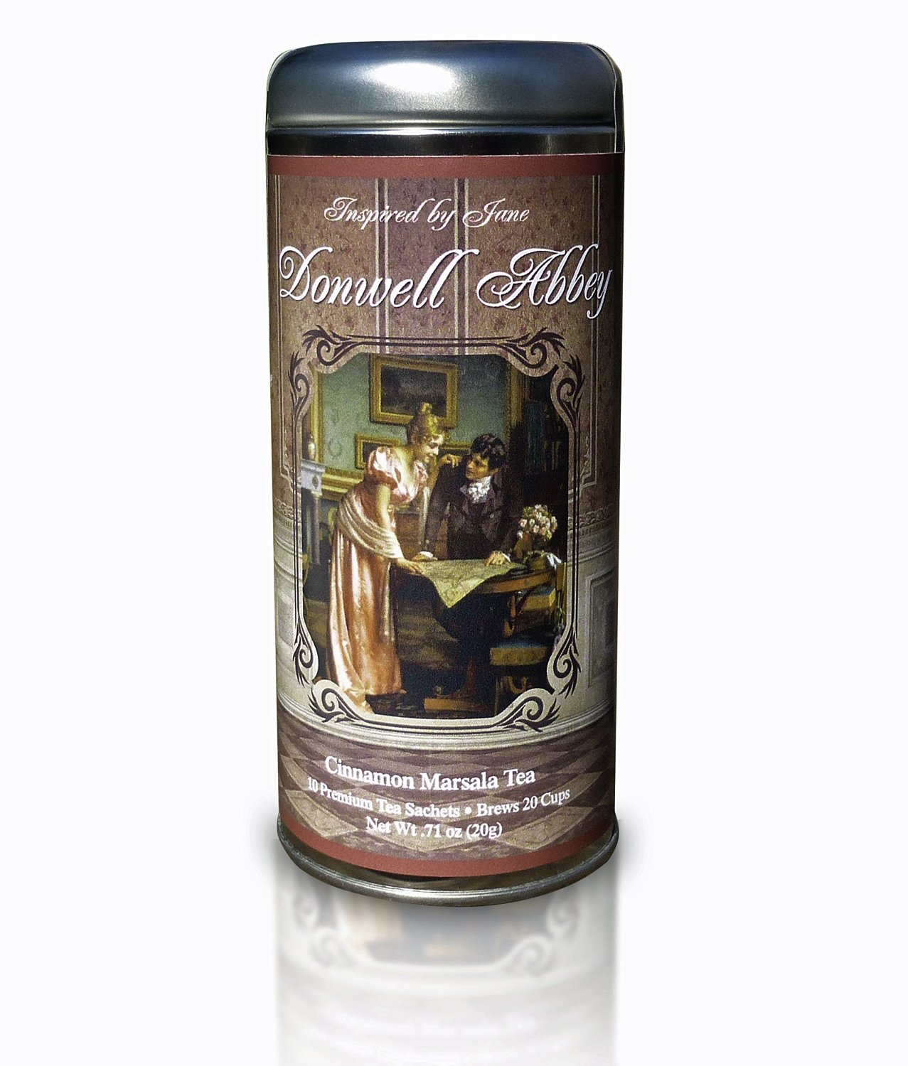 Win Jane Austen Premium Gourmet Tea