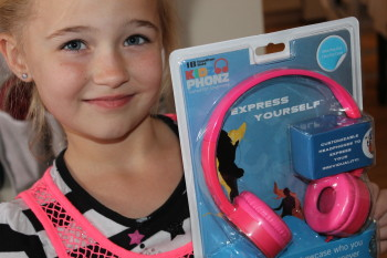 I'm Giving Away 1 KidzPhonz™ Express Yourself™ Headphones