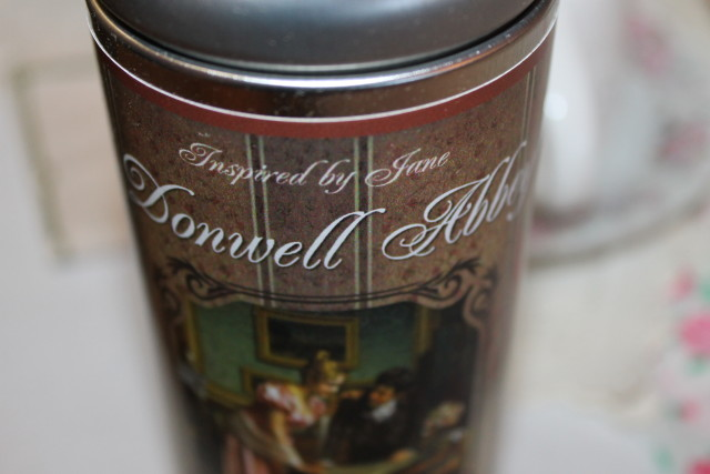 Donwell Abbey - Cinnamon Tea Infused with Marsala Wine Flavoring - Premium Tea Sachets