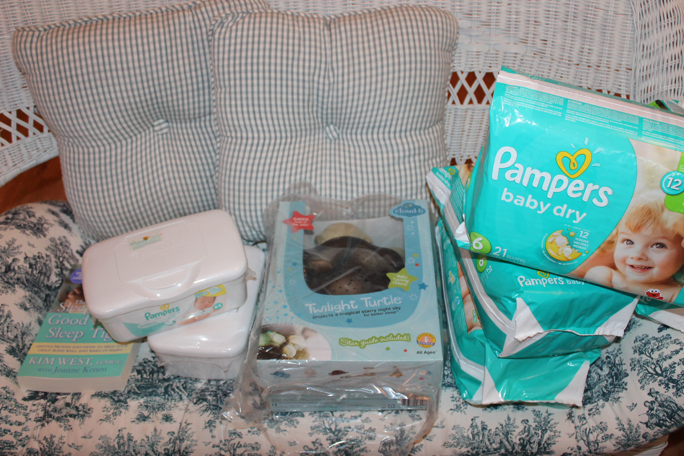 #PampersSleepChat & Pampers Multi Product Giveaway