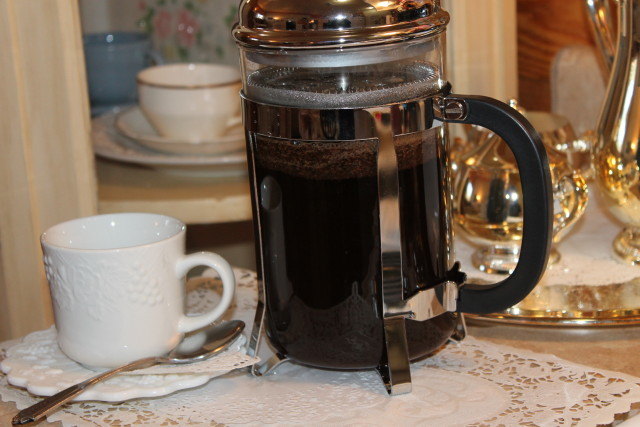 single cup french press instructions