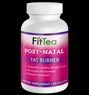 Lose the baby fat with FitTea Giveaway 30 winners #PostNatalFatBurner