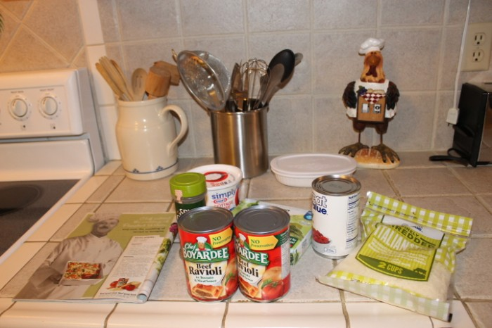 15 minute lasagna recipe