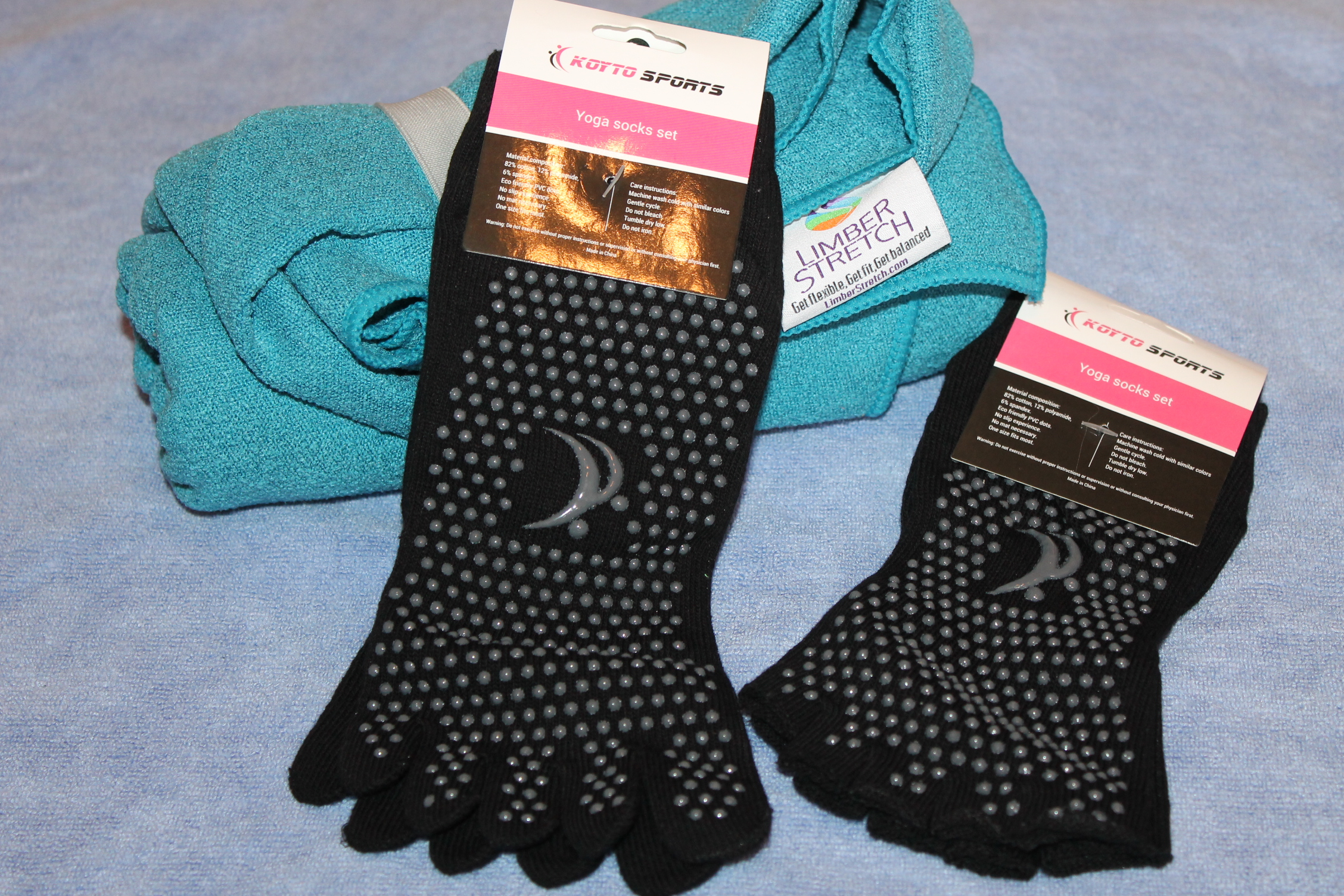 Koyto Sports Yoga Socks