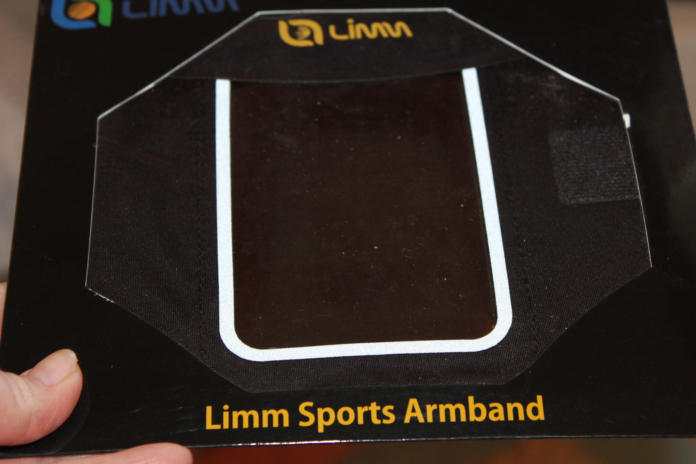 Stay active with a Limm Sports Armband