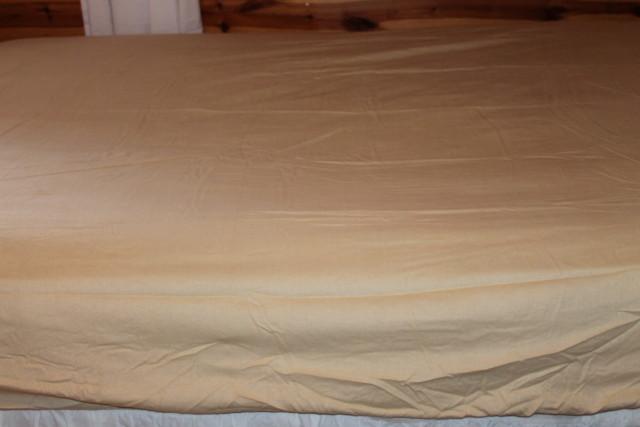 Heavyweight 4-Piece Cotton Flannel Sheet Set