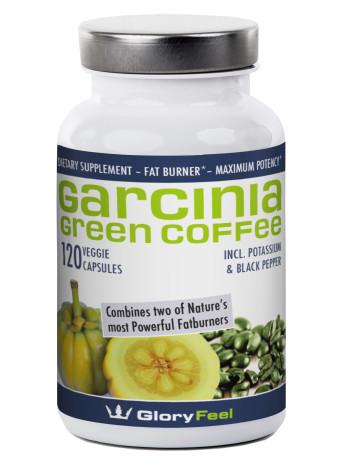 #gloryfeel – Garcinia Cambogia plus Green Coffee Bean Extract