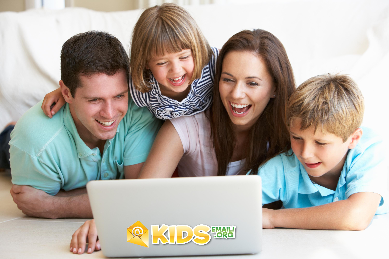 Parental Control, KidsEmail