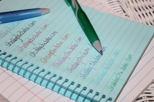 Pentel Vicuna Retractable Ballpoint Pens