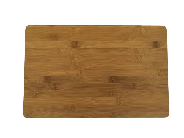 Extra Large Bamboo Cutting Board Reversible with and without Dip Groove