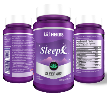 Why I'm using a Natural Sleep Supplement #sleepx
