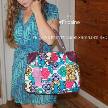 Fricaine Pretty Bride Shoulder Bag #Fricaine