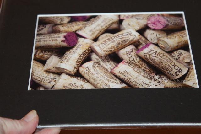 Fine Art Photography, Color Photo, Corks, Florida Winery, Lakeridge Winery & Vineyards - Matted Print, 5X7, 8X10, Wall Art
