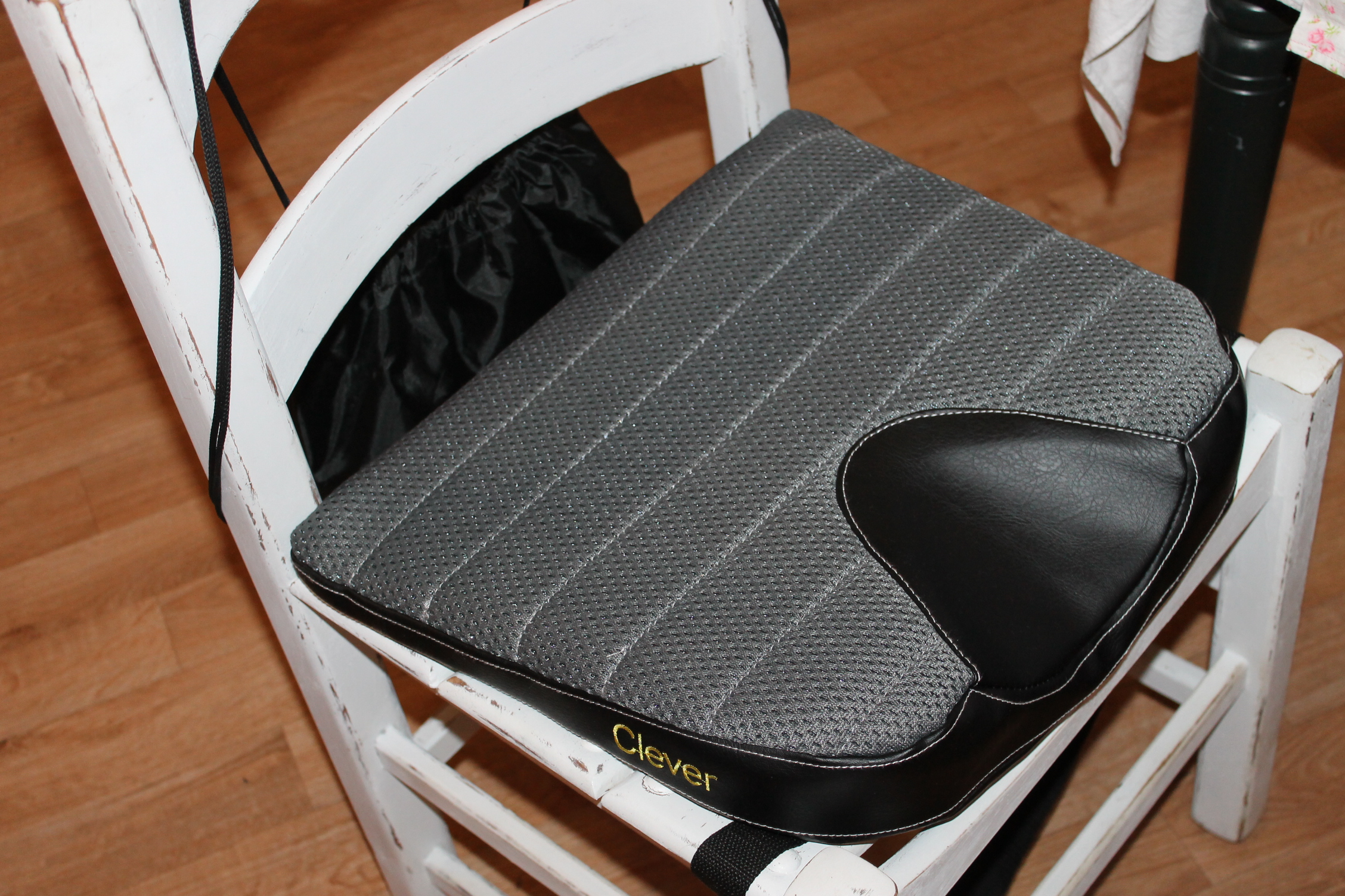 "Car Seat Cushion – High-Density ""Clever Foam"" #drivingcomfortcushion"