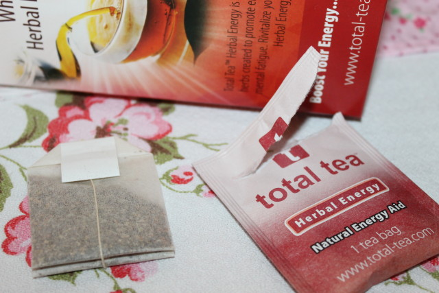 Revitalize your life today with Herbal Energy #totaltea