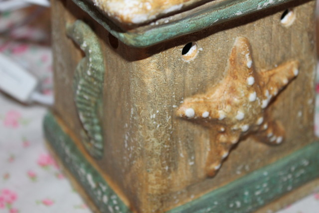 By The Sea Candle Wax Warmer