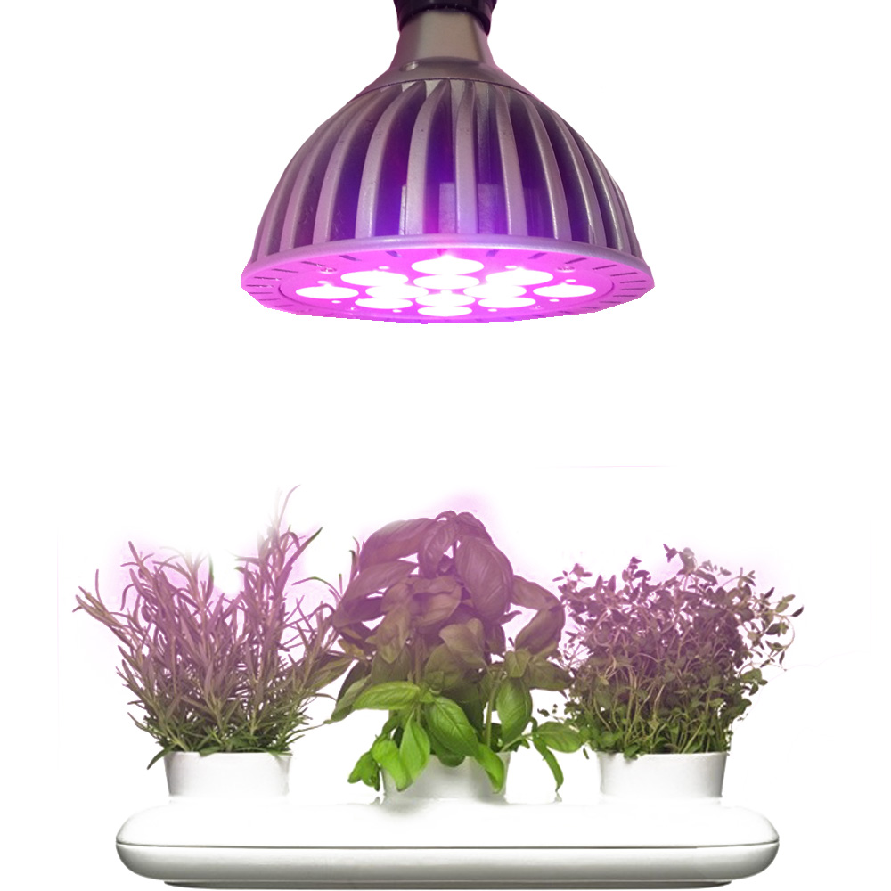 LED Grow Light for Garden Lovers – Giveaway #growhobby