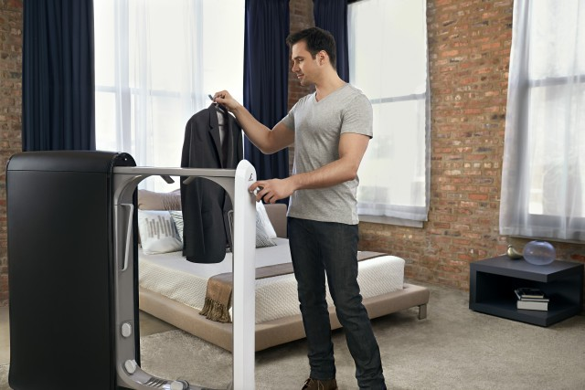 SWASH™ Clothing care system