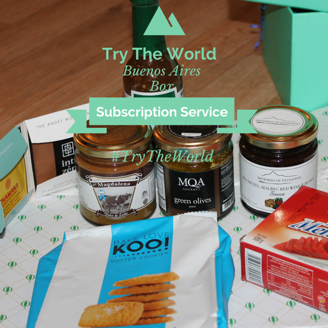 Exploring South America Gourmet Box – #TryTheWorld