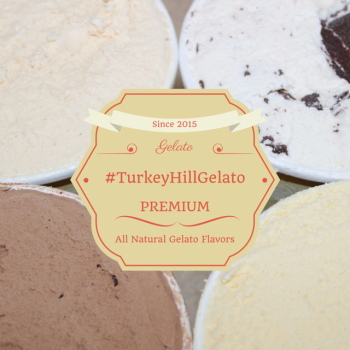Turkey Hill All Natural Gelato #TurkeyHillGelato #sponsored
