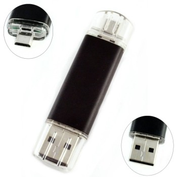 32GB OTG USB Flash Drive for Cell Phones & PCs