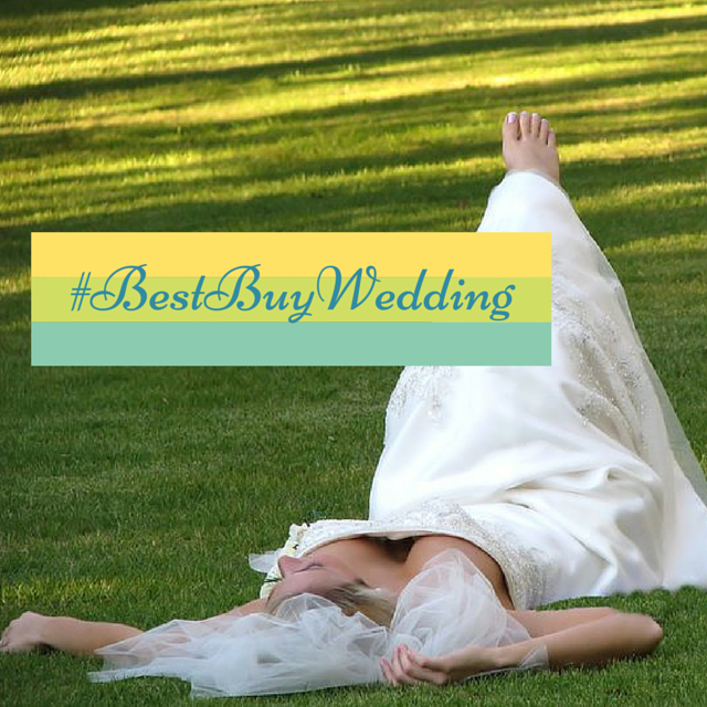 Guess who's getting married #BestBuyWedding @BestBuy