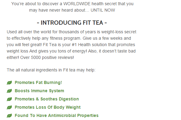 How I'm Getting in Shape with #FitTea 14 Day Detox