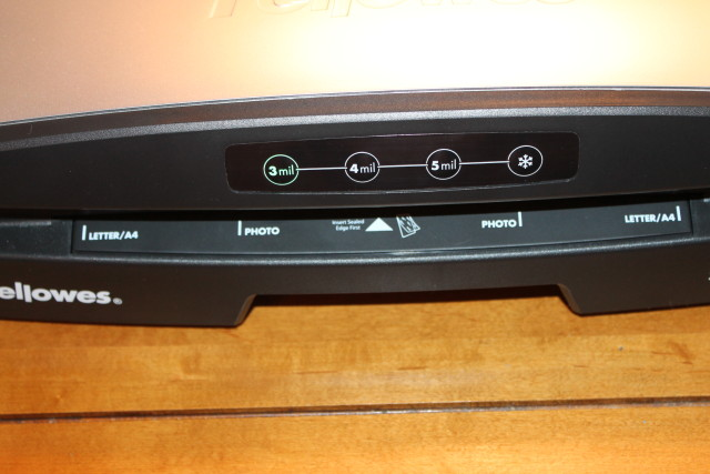 Fellowes Saturn 3i 95 Laminator #shopletreviews