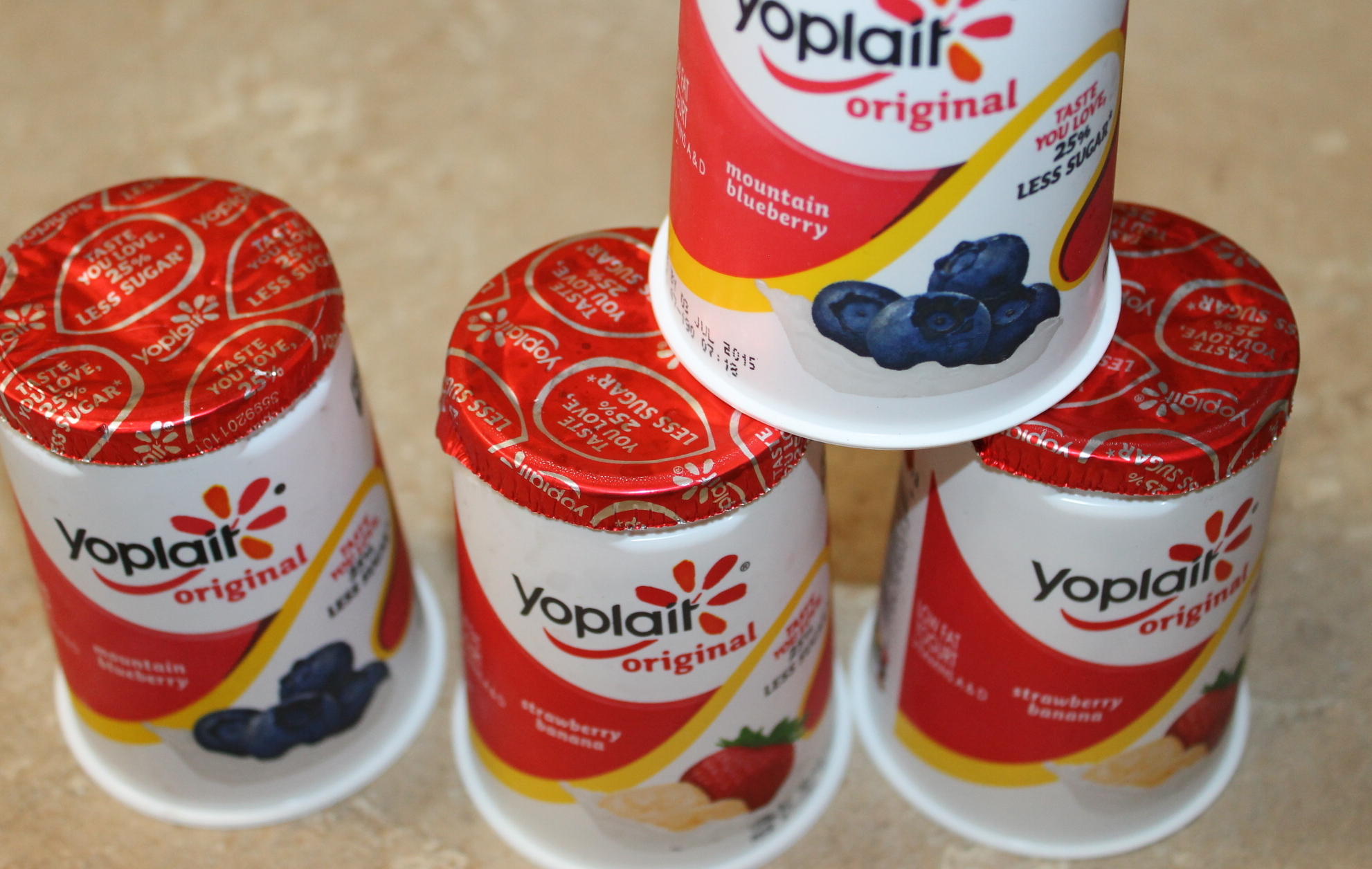 Wholesome Snacking with Yoplait®