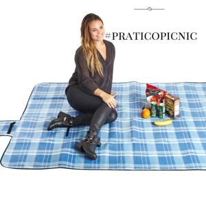 Extra Large Picnic Blanket #praticopicnic