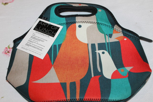 Neoprene Lunch Tote by Art of Lunch