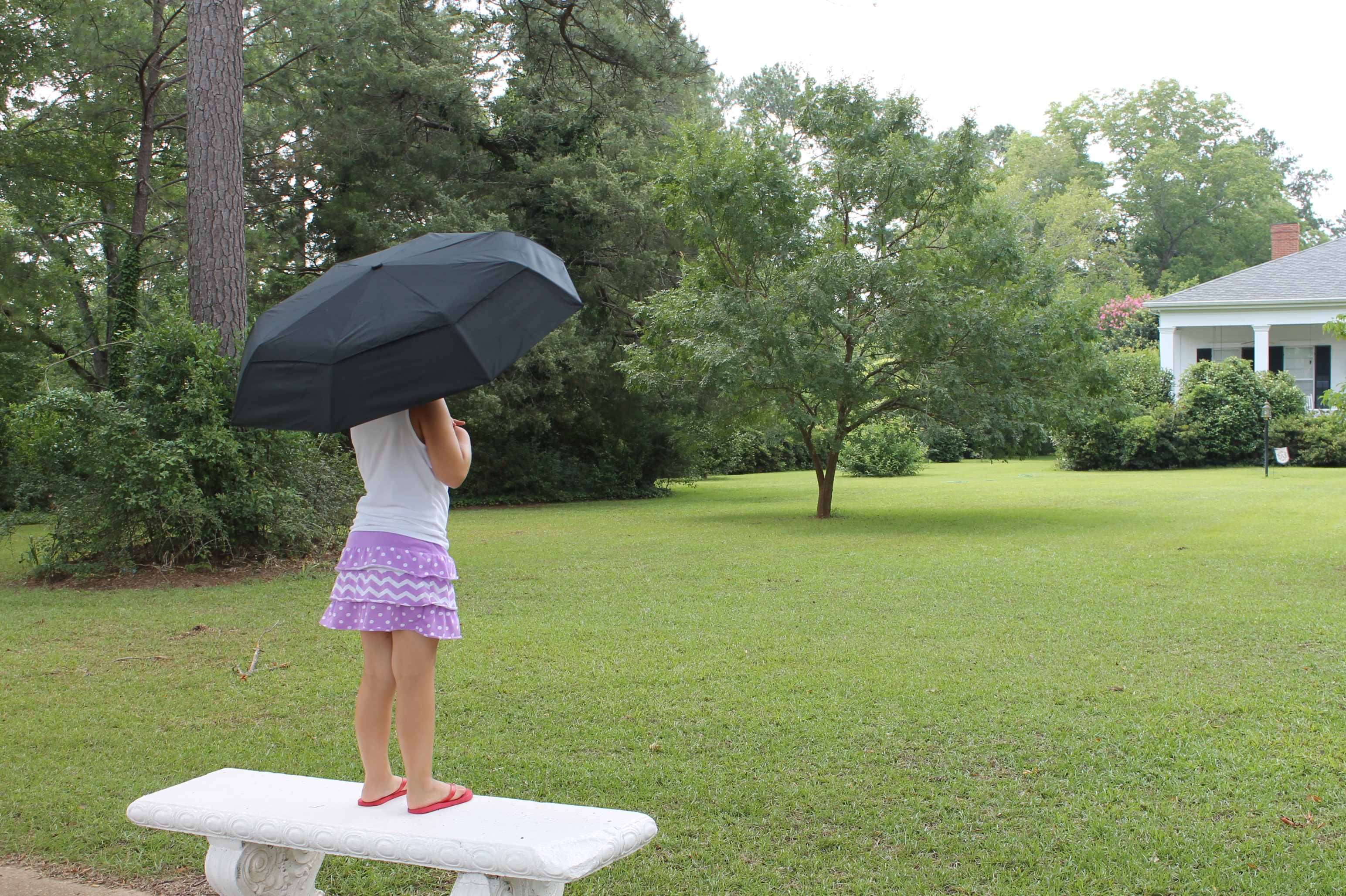 Me & My Travel Umbrella, Video by Abby