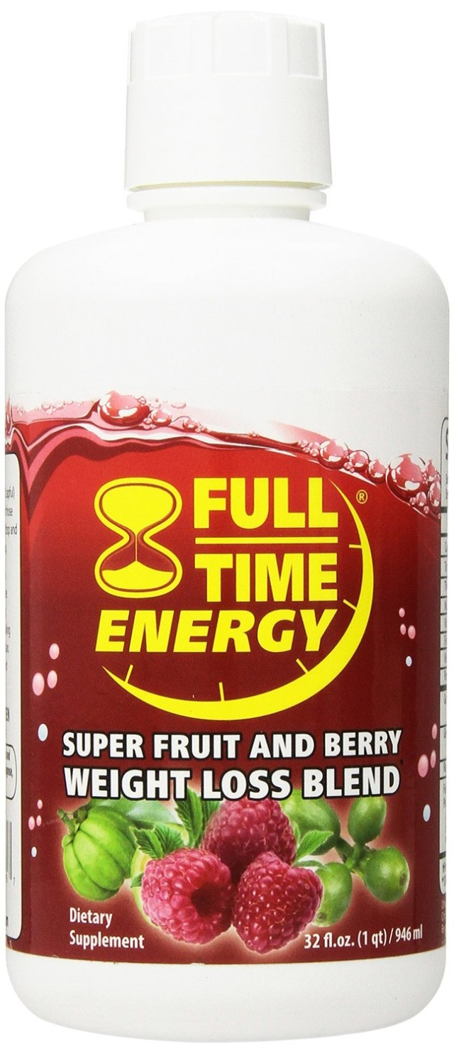 #fulltimeenergy Full-Time Energy Super Weight Loss Blend Liquid