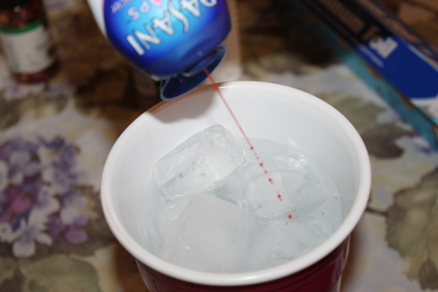 #DASANIDrops delicious with water and adult mixers