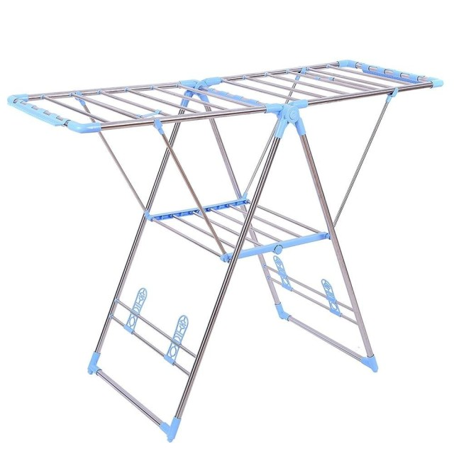 Premium Quality Folding Drying Rack #collegestudents #dryingrack #holidaygiftguide2015