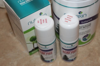 Don't Sweat It! Nutrexin Aluminum Free Deodorant #momsmeet #NutrexinUSA #stockingstuffers #holidaygiftguide2015