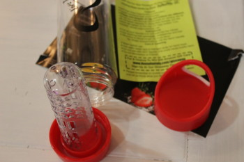 Fruit Infusion Water Bottle #liveinfinitely