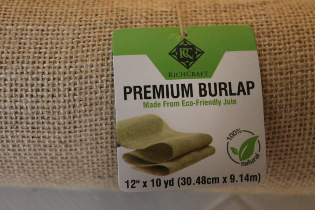 How Would You Use Your Burlap Roll #RichcraftProducts