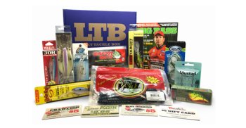 Lucky Tackle Box Subscription Box #luckytacklebox #holidaygiftguide2015