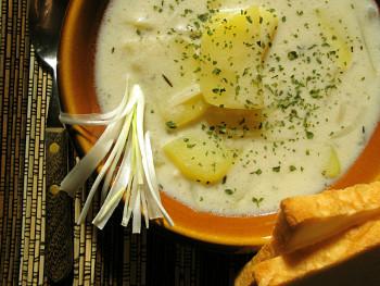 Fall Season Family Favorite Soups & Easy Potato Soup Recipe