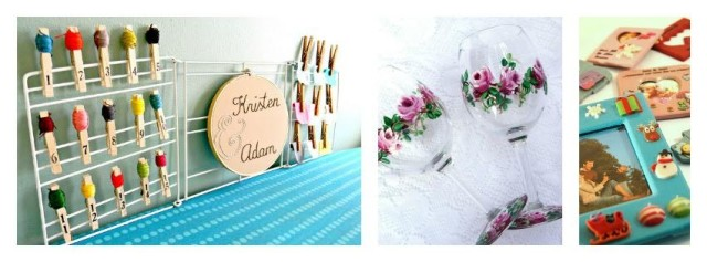 Customized wedding gifts for him and her