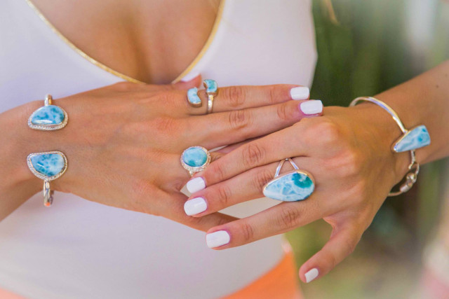 Set Yourself Apart with Larimar