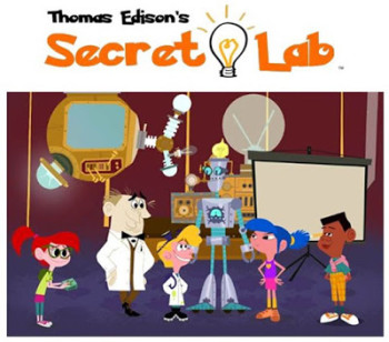 Giveaway, A Thomas Edison's Secret Lab Prize Pack, Worth over $100+