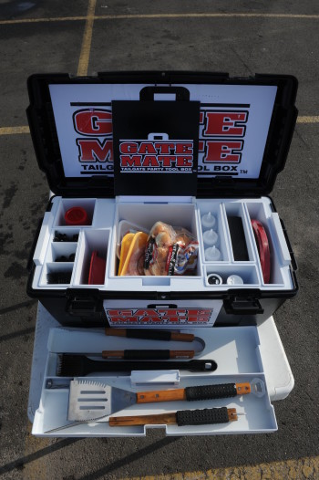 Gate Mate Tailgate Party Tool Box needs your pledge #kickstarter #GateMateTailgatePartyToolBox